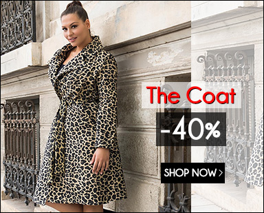 the COAT -40% up to 3XL