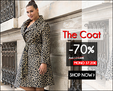 the COAT -70% up to 3XL -End Of Season