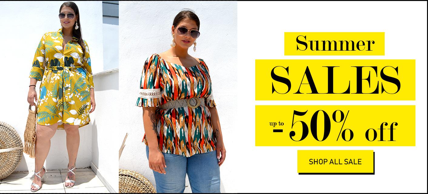 Summer Sales - 50%
