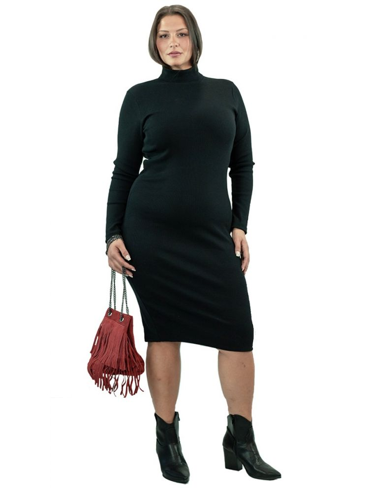 Bodycon Ρίπ Φόρεμα Ζιβάγκο Anabel