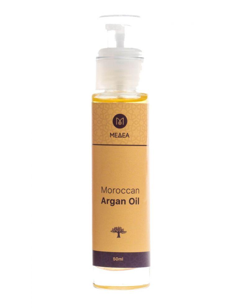 100% Moroccan Argan Oil