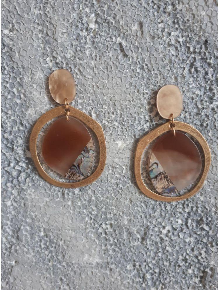 Σκουλαρίκια Dazi