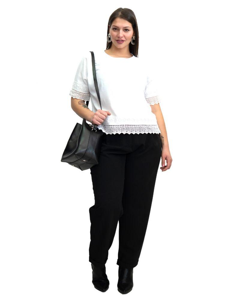 Μπλούζα με δαντέλα Αlice