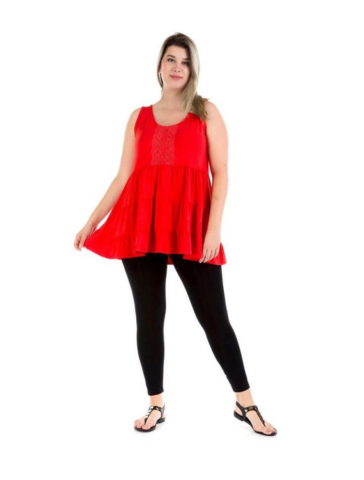 Αμάνικη μπλούζα Sabine
