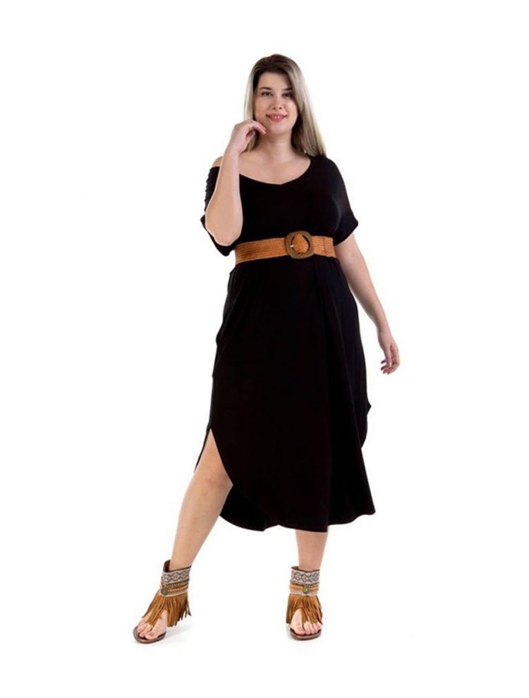 Φόρεμα με ανοιχτό ώμο Louise