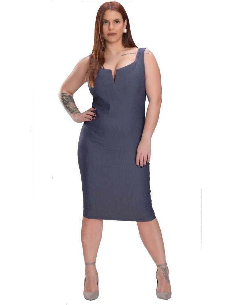 Midi Bodycon φόρεμα Asma