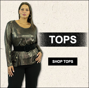 TOPS up to 2XL-3XL